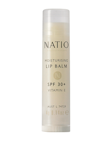 Natio lip balm SPF 30
