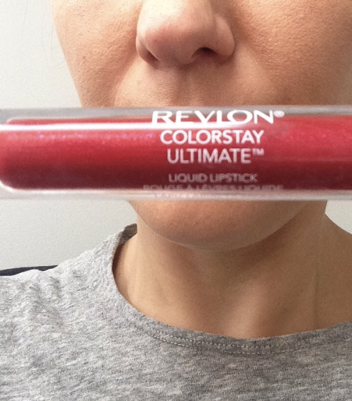 How to properly and completely conceal a cold sore with makeup revlon colorstay ultimate liquid lipstick in top tomato is a lovely warm red lipstick that does not move for hours and hours and is fantastic as a stand ccuart Choice Image